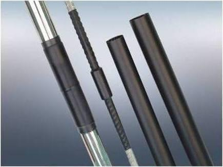 Anticorrosion Tubing With Black Sealing Mastic