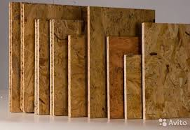 OSB plywood HPL