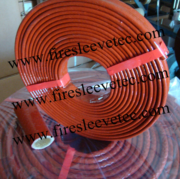 Fire Protection Fiberglass Sleeving