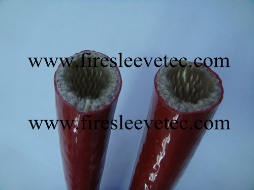 hydraulic hose protection firesleeve