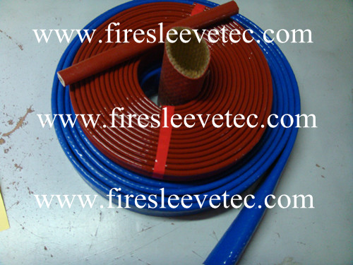 hydraulic hose protection heat resistant sleeve