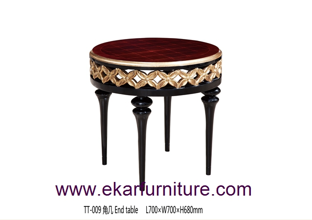 End table side table coffee table wooden table classical table TT-009