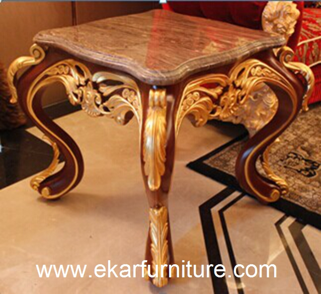 End table living room table marble table AC-268B