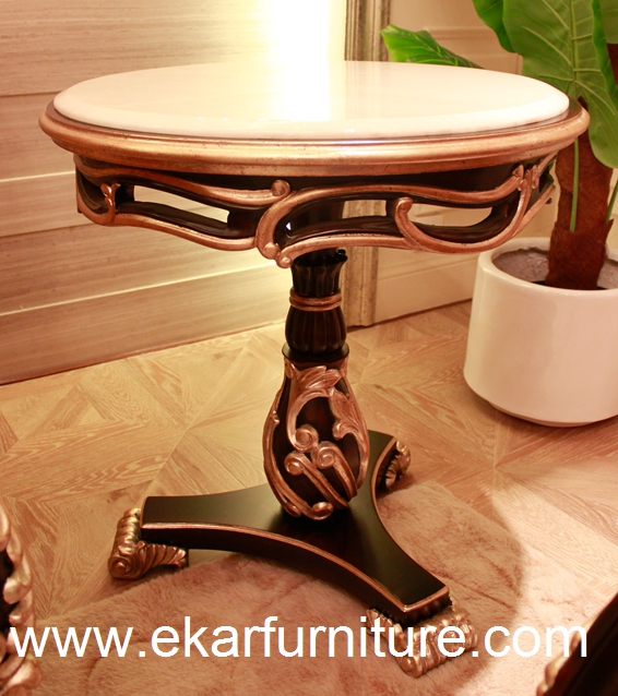 Round table corner table end table side table FC- 109B2