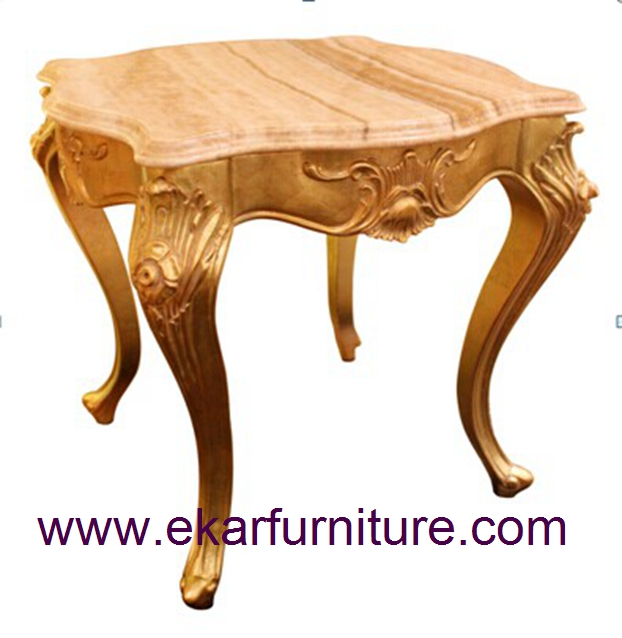 Wooden table corner table end table side table FC- 168B