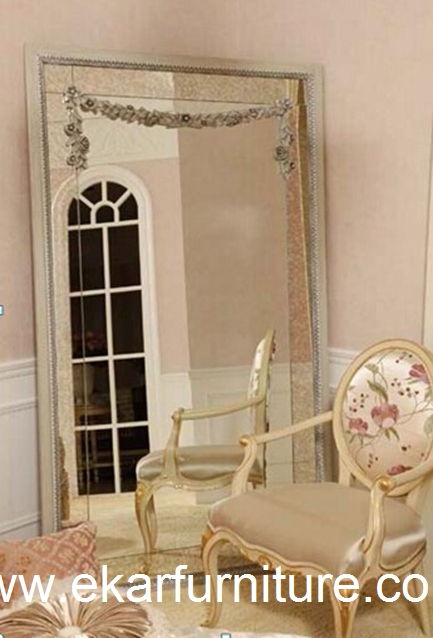 Decorative mirror stand mirror bedroom mirror FG-102