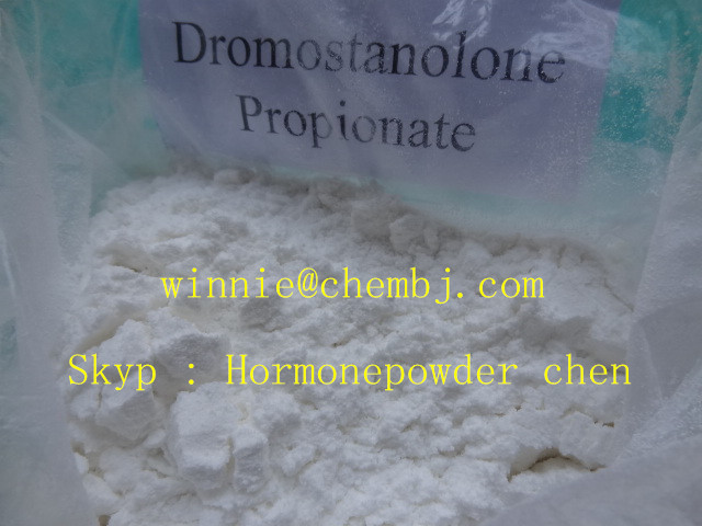 Masteron Steroids Raw Material Dromostanolone Propionate for Bodybuilding and sex enchance