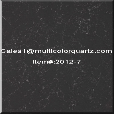 artificial multicolor quartz stone with for kitchen countertops