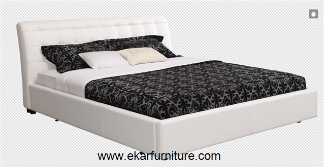 Modern bed king bed bedroom furniture OIB221