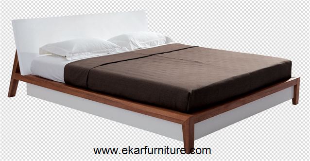 Modern bed modern style bedroom furniture OB803