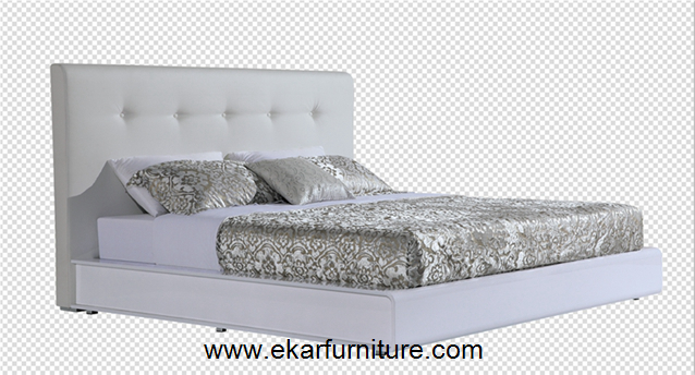 Home furniture bedroom bed fashion wood bed OB802