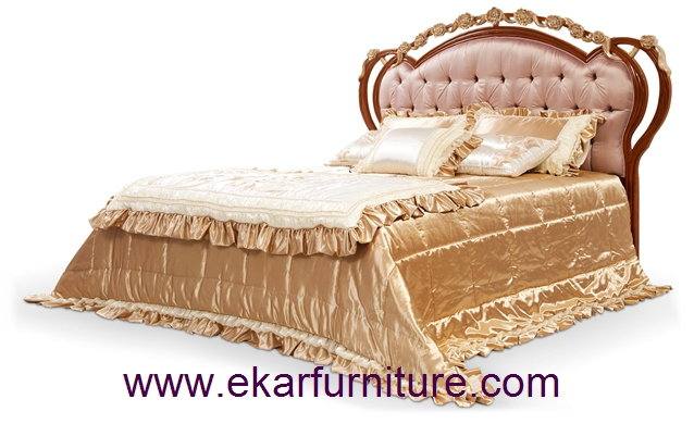 Neo classic bed bed bedroom furniture FB-128