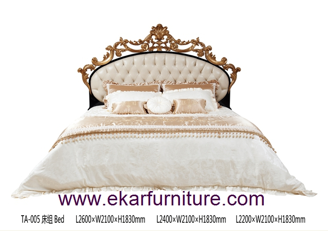 Bedroom furniture wood bed beds TA-005