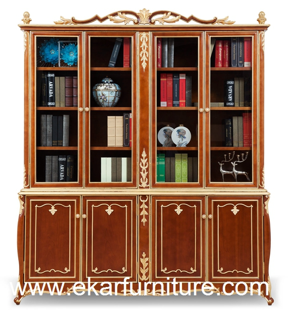 Book case book cabinet wooden furniture FBS-138