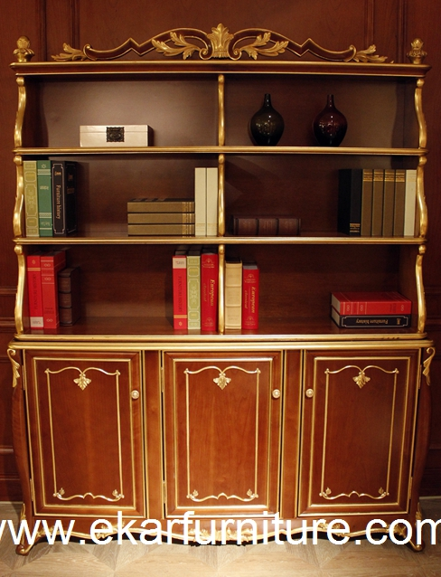 Book case book cabinet wood book shelf FBS-168