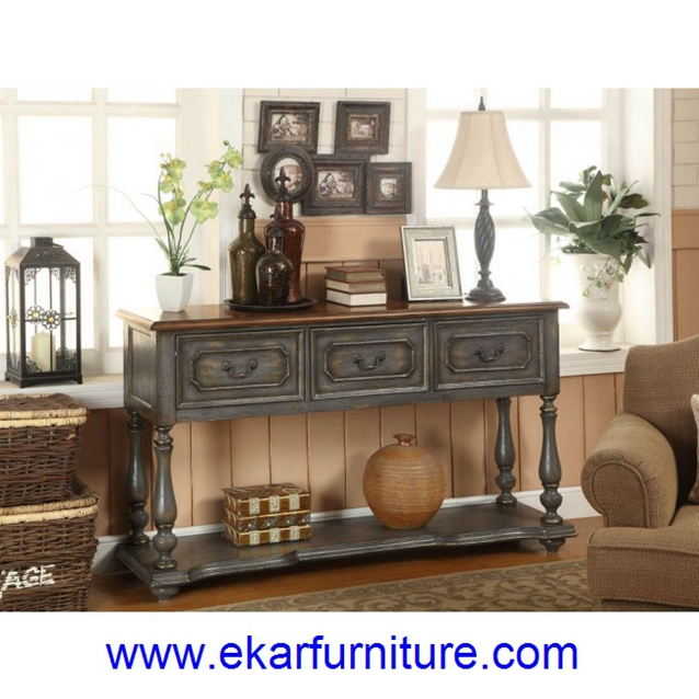 Classic table console table living room furniture 50688