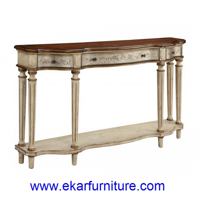 Side table console table corner table 50684