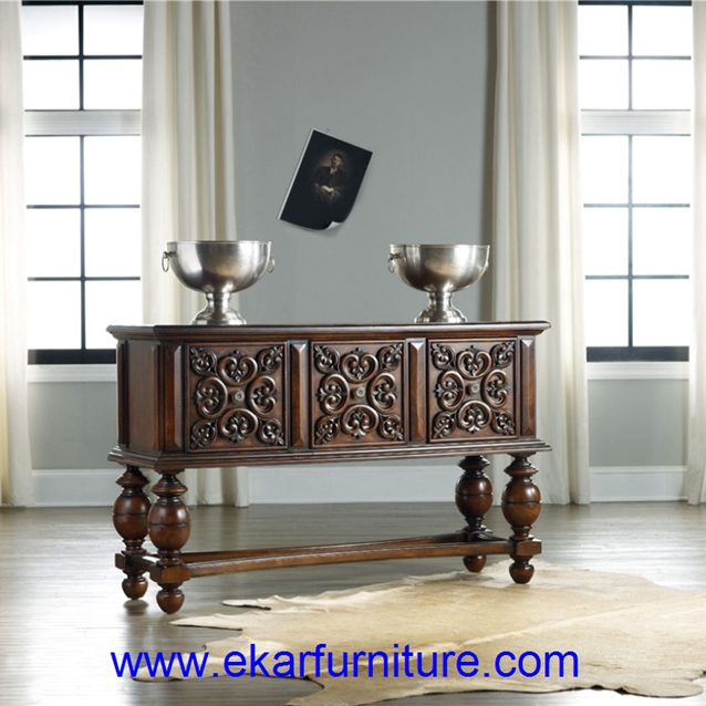 Console table antique table side table JX-969