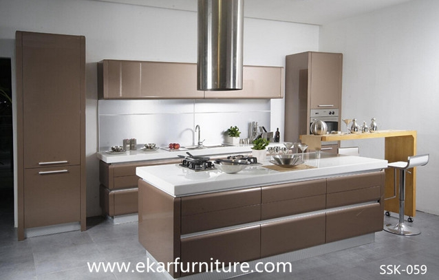 Kitchen cabinet new design modern kitchen storage kitchen furniture SSK-059