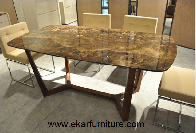 Modern table marble dining table dining table OD808