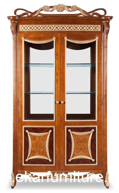 China cabinet dining room cabinet antique cabinet FJ-138