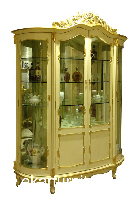 China cabinet wall cabinet wooden cabinet FJ-108A