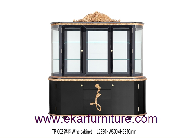 Diniing room cabinet sideboards china cabinet TP-002