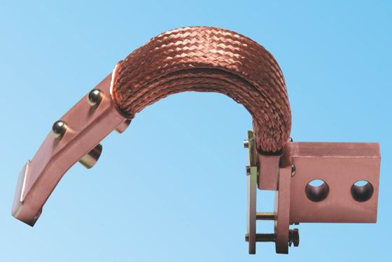 Copper Braided Connector For Locomotive