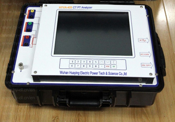 ct pt analyzer HYVA-405