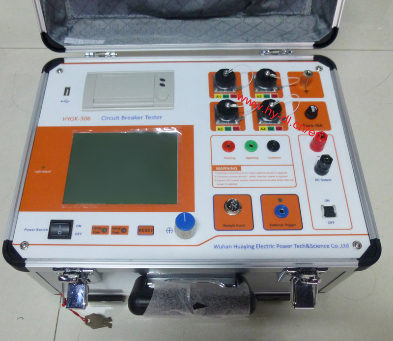 HYGK-306 Circuit Breaker Analyzer