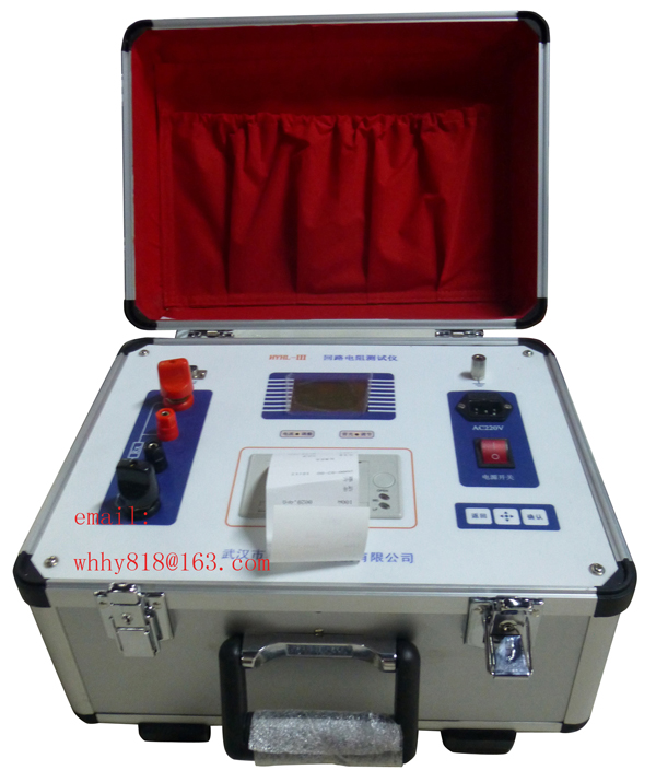 HYHL series contact resistance tester