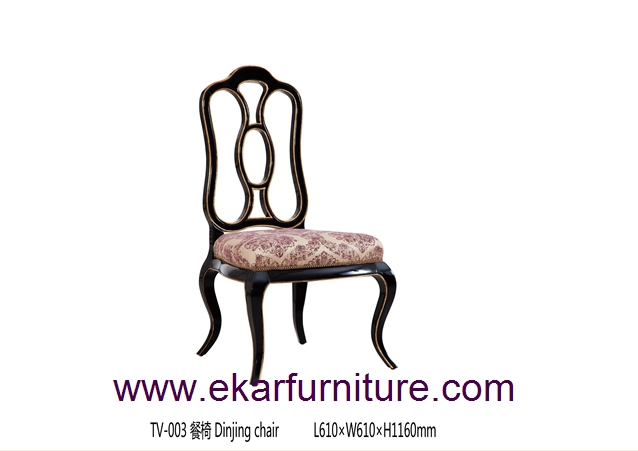 Dining chair classic chair dining room furniture TV-003