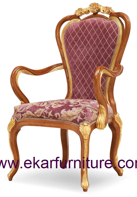 Dining chair fabric chair chairs FY-128