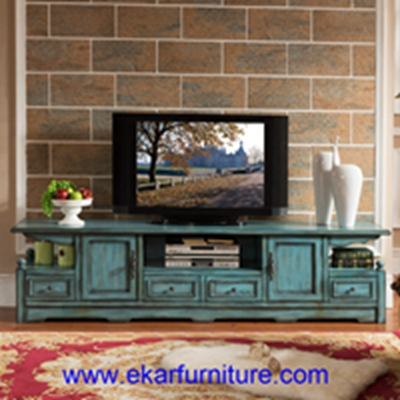 TV stands painted antique tv stands China Supplier TV cabinets wooden table  JX-0961 - TV Stands Painted Antique Tv Stands China Supplier TV Cabinets