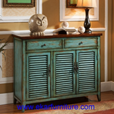 Shoe Racks Shoe Cabinets Side Cabinet Shoes Storage America style antique cabinets JY-937