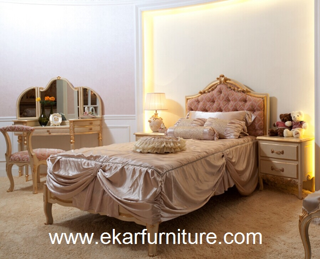 Beds kids bedroom furniture classical beds queen bed solid wood bed wooden bed FB-116