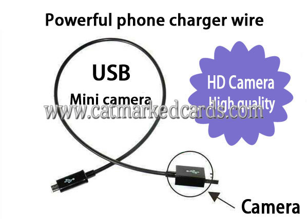 Useful USB Cable Camera for Poker Analyzer