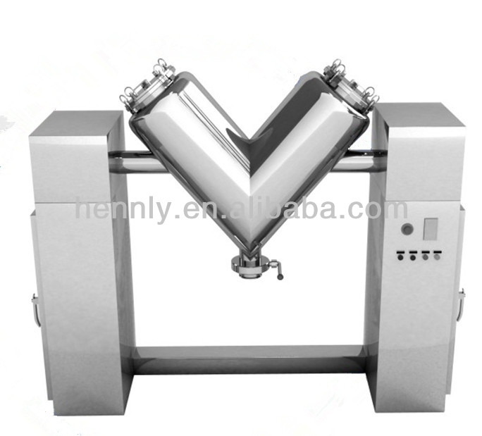 Stainless Steel V Mixer