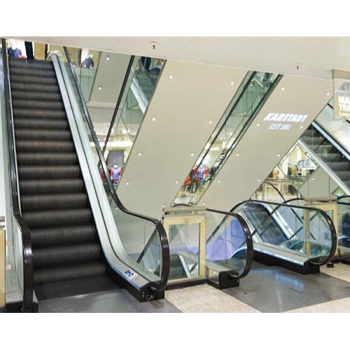 Indoor Escalator
