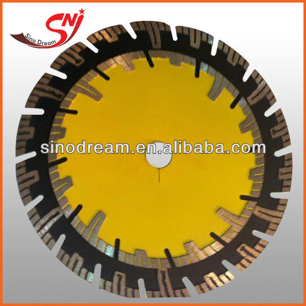 Super Turbo T-shape Diamond Saw Blade