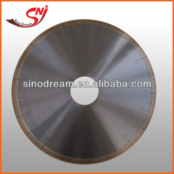 Fishhook Diamond Saw Blade For Tile