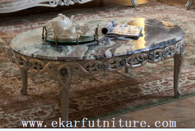 Neo classic furniture offee table marble table FC-103A