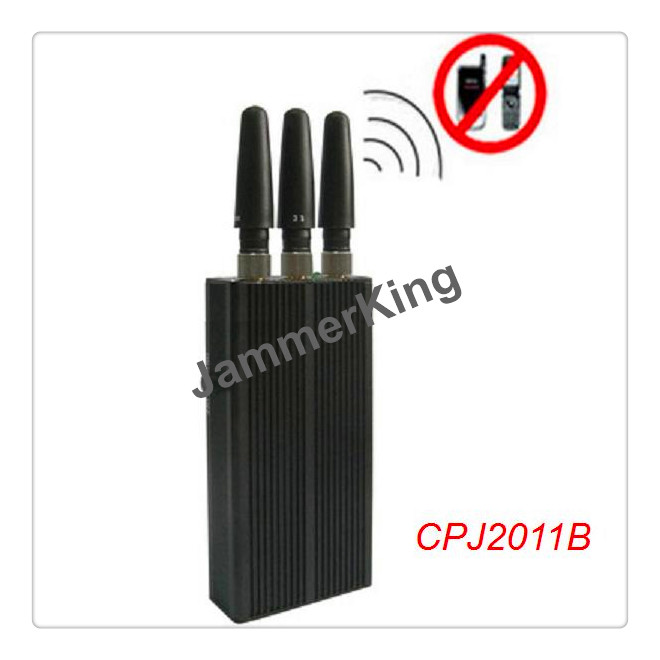 CPJ2010B Jamming for Worldwide GSM900/1800 cell phone network+GPS tracking system