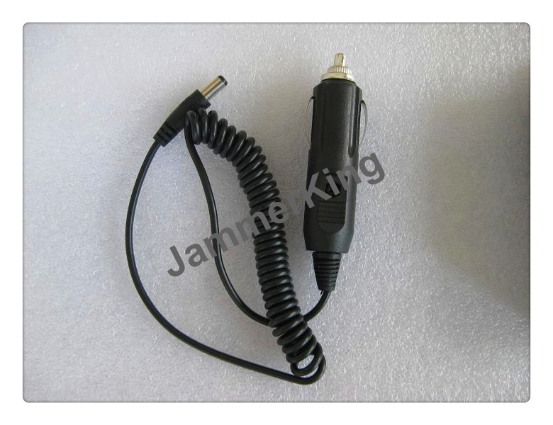 Portable Black color 4 bands cell phone jammers with 4pcs Omni-directional antenna
