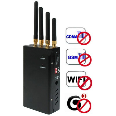 CPJ450 Jamming for GSM/CDMA,3G all kinds jammer &Wifi