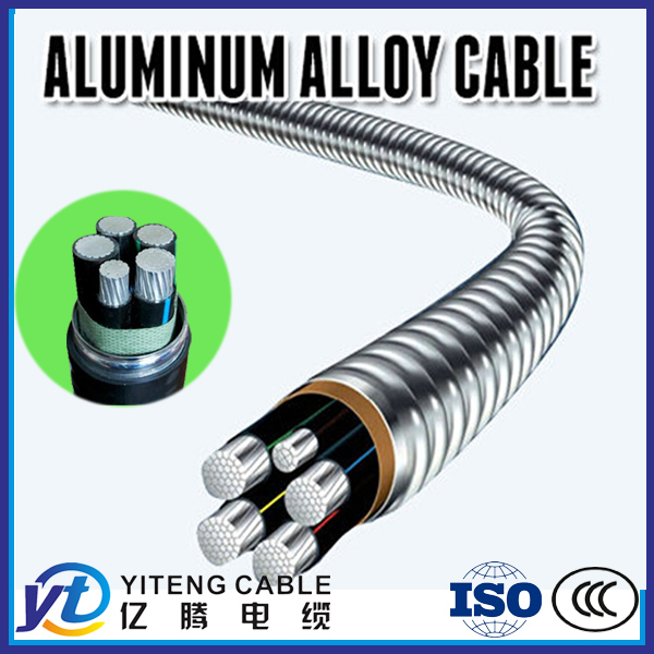 High Quality Aluminum Alloy Cable with Multi-cores 2015 Best Selling Cable