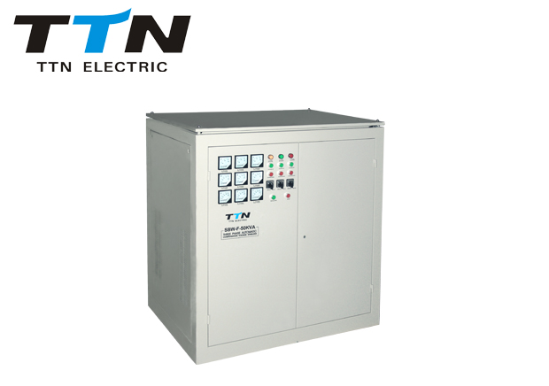 PC-tm3000va-12kva Relay Control Voltage Regulator