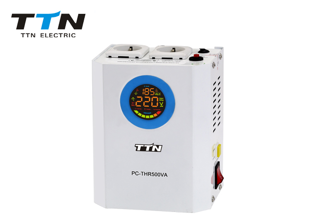 PC-thr500va-2000va Relay Control Voltage Regulator