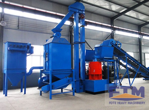 ring die wood pellet machine/Wood Pellet Mill/New Type Wood Pellet Machine