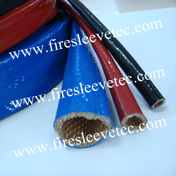 fuel line protection fire sleeve